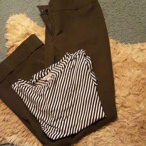 Worthington dress pants and top